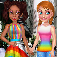 Free online flash games - Princess Lgbt Parade DressupWho game - Games2Dress