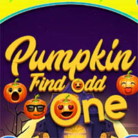 Free online flash games - Pumpkin Find Odd One Out game - Games2Dress