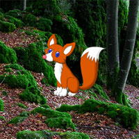 Free online flash games - Hidden Forest Escape game - Games2Dress