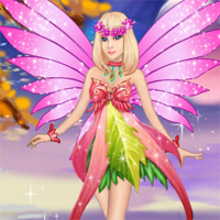 Free online flash games - Dreaming Forest Fairy game - Games2Dress