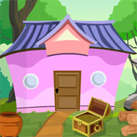 Free online flash games - Games4King Rescue My Friend From Traditional House game - Games2Dress