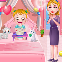 Baby Hazel Birthday Party TopBabyGames