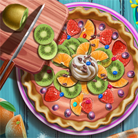 Free online flash games - Pie Realife Cooking AgnesGames game - Games2Dress