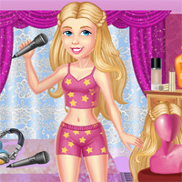 Free online flash games - Bonnie The Voice DressupWho game - Games2Dress