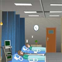 Free online flash games - Hospital Escape game - Games2Dress