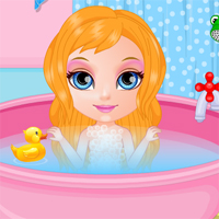 Free online flash games - Baby Barbie Beauty Pageant game - Games2Dress