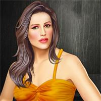 Free online flash games - Jennifer Garner Celebrity Makeover Dressupgal game - Games2Dress