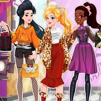 Free online flash games - Autumn Winter Fashion Week game - Games2Dress