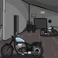 Free online flash games - BestEscapeGames Minja Dream Bike Escape game - Games2Dress