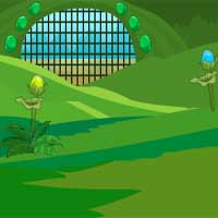 Free online flash games - 8BGames Green Forest Escape game - Games2Dress