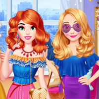 Free online flash games - Your Princess Style game - Games2Dress