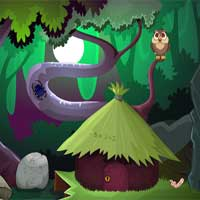 Free online flash games - Mystical Forest Escape MirchiGames game - Games2Dress