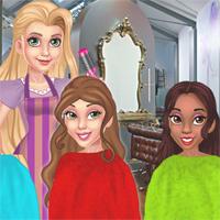 Free online flash games - Princess Silver Hair Dressupwho game - Games2Dress