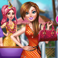 Free online flash games - Special Birthday Gift game - Games2Dress