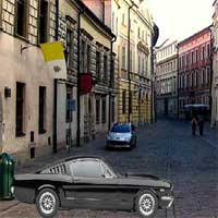Free online flash games - CIG Europe Car Escape game - Games2Dress
