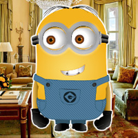 Free online flash games - Hidden Minions game - Games2Dress