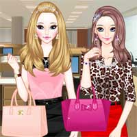 Free online flash games - Office Girls game - Games2Dress