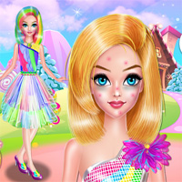 Free online flash games - Princess Sweet Spa GirlGamey game - Games2Dress