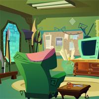 Free online flash games - zoozoogames Secret Message Escape game - Games2Dress
