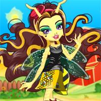 Free online flash games - Garden Ghouls Beetrice StarSue game - Games2Dress