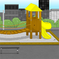 Free online flash games - MouseCity Toon Escape Playground game - Games2Dress