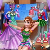 Free online flash games - Superstars Fashion Boutique game - Games2Dress