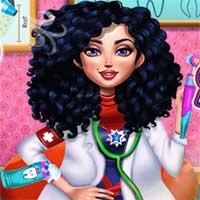 Free online flash games - Superhero Doctor Girlhit game - Games2Dress