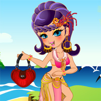 Hawaiian Skirts Dressup Gamescelebrity
