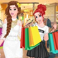 Free online flash games - Princess Trendy Shopaholic FreeGamesCasual game - Games2Dress