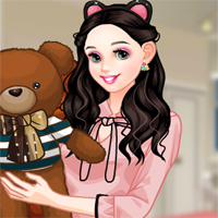 Free online flash games - Toy Bears LoliGames game - Games2Dress
