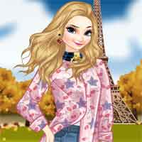 Fall in Paris LoliGames