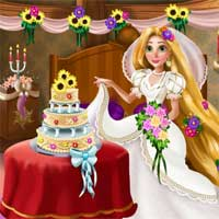 Free online flash games - Rapunzel Wedding Deco AgnesGames game - Games2Dress