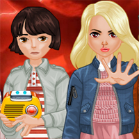 Free online flash games - Best Friends Squad Dressupwho game - Games2Dress