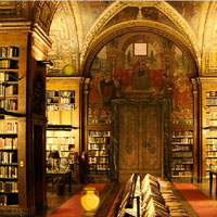 Free online flash games - Great Library Escape game - Games2Dress