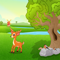 Free online flash games - Games2Jolly Feed The Baby Deer game - Games2Dress