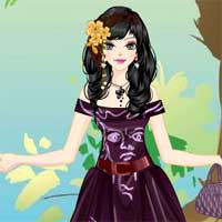 Free online flash games - Reinassance Fashion game - Games2Dress