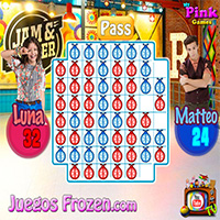 Free online flash games - Soy Luna Othello game - Games2Dress