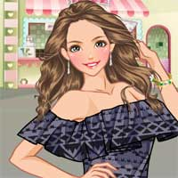 Free online flash games - Travelling Around the City Anime game - Games2Dress
