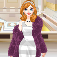 Free online flash games - Winter Prom game - Games2Dress