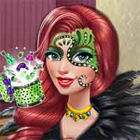 Free online flash games - Sery Actress Dolly Makeup Glossyplay game - Games2Dress