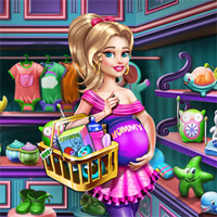 Free online flash games - Mommy Goes Shopping game - Games2Dress