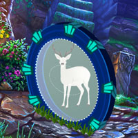 Free online flash games - Escape Game Save the White Deer game - Games2Dress