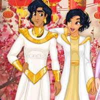 Free online flash games - Disney Crossdress Wedding game - Games2Dress
