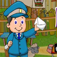 Free online flash games - Games2Jolly Postman Escape game - Games2Dress