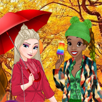 Free online flash games - Princess Urban Outfiters Autumn game - Games2Dress