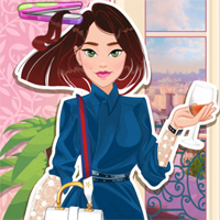 Free online flash games - French Fashion Real Haircuts game - Games2Dress