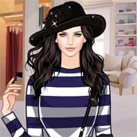 Free online flash games - Fake Fur Fashion game - Games2Dress