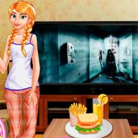 Free online flash games - Princesses Movie Evening game - Games2Dress