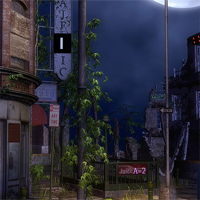 Free online flash games - Abandoned Town Escape 365Escape game - Games2Dress