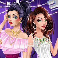 Free online flash games - Villains Inspiring Fashion Trends CuteZee game - Games2Dress